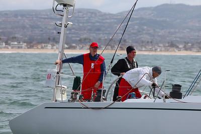 NHYC 2011 Cabo Race Saturday Starts 45