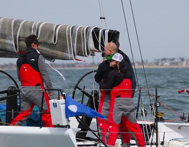 NHYC 2011 Cabo Race Saturday Starts 43