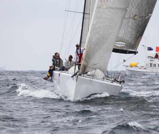 2011 Ahmanson Regatta - Saturday - Farr 30's  16