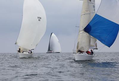 2011 Ahmanson Regatta - Saturday - Farr 30's  22