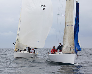 2011 Ahmanson Regatta - Saturday - Farr 30's  23