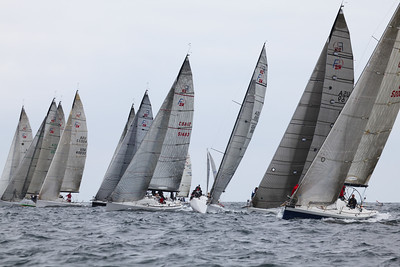 2011 Ahmanson Regatta - Saturday - Farr 40's  23