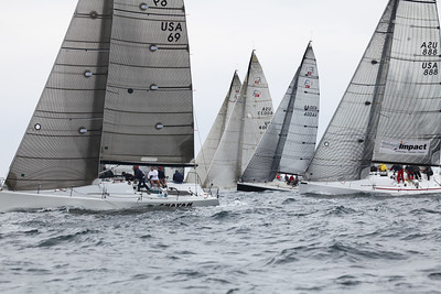 2011 Ahmanson Regatta - Saturday - Farr 40's  27