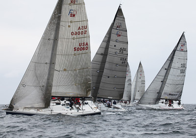 2011 Ahmanson Regatta - Saturday - Farr 40's  25