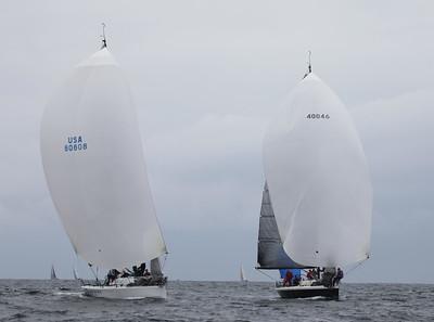 2011 Ahmanson Regatta - Saturday - Farr 40's  32