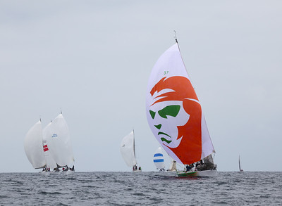 2011 Ahmanson Regatta - Saturday - Farr 40's  30