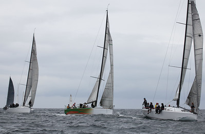 2011 Ahmanson Regatta - Saturday - Farr 40's  19