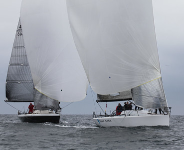 2011 Ahmanson Regatta - Saturday - Farr 40's  33