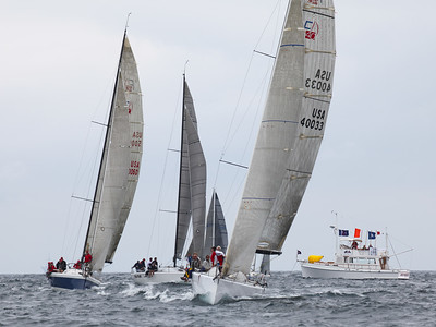 2011 Ahmanson Regatta - Saturday - Farr 40's  20