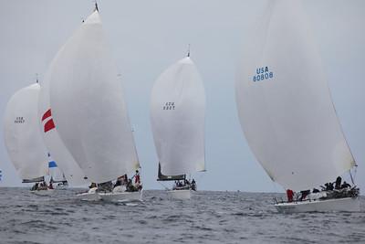 2011 Ahmanson Regatta - Saturday - Farr 40's  31