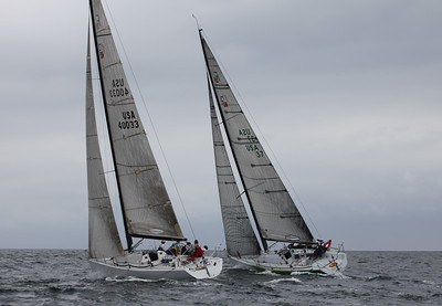 2011 Ahmanson Regatta - Saturday - Farr 40's  28
