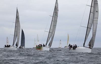 2011 Ahmanson Regatta - Saturday - Farr 40's  18