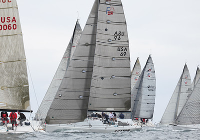 2011 Ahmanson Regatta - Saturday - Farr 40's  26