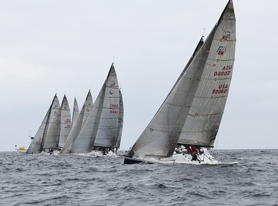 2011 Ahmanson Regatta - Saturday - Farr 40's  24