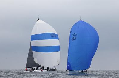 2011 Ahmanson Regatta - Saturday - PHRF Fast 40's  20