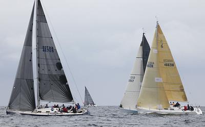 2011 Ahmanson Regatta - Saturday - PHRF Fast 40's  19