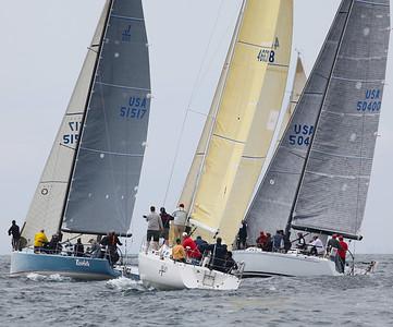 2011 Ahmanson Regatta - Saturday - PHRF Fast 40's  23