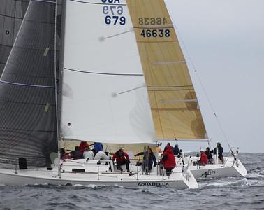 2011 Ahmanson Regatta - Saturday - PHRF Fast 40's  18