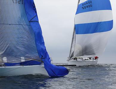 2011 Ahmanson Regatta - Saturday - PHRF Fast 40's  21