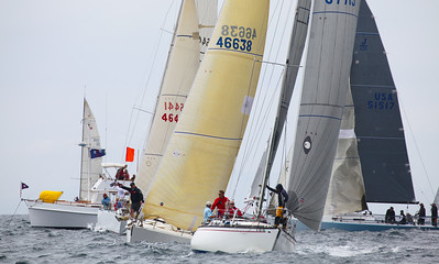 2011 Ahmanson Regatta - Saturday - PHRF Fast 40's  24