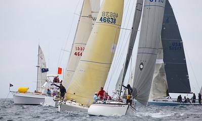 2011 Ahmanson Regatta - Saturday - PHRF Fast 40's  24