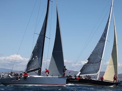 2011 Ahmanson Regatta - Sunday - Fast 50's  22