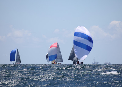 2011 Ahmanson Regatta - Sunday - Fast 50's  18