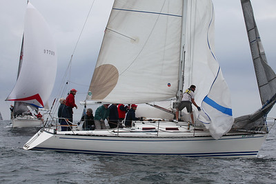 2011 Ahmanson Regatta - Saturday - Schock 35's  22