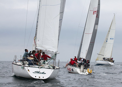 2011 Ahmanson Regatta - Saturday - Schock 35's  28