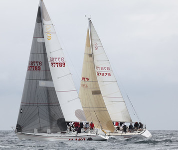 2011 Ahmanson Regatta - Saturday - Schock 35's  20
