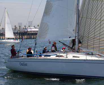 2011 Newport to Ensenada Race - Outlier  1