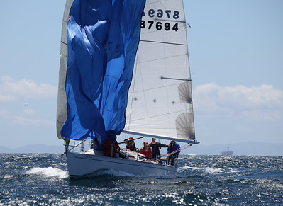 2011 Ahmanson Regatta - Sunday - Outlier  4