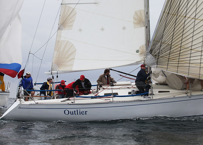 2011 Ahmanson Regatta - Saturday - Outlier   2