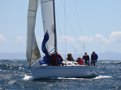 2011 Ahmanson Regatta - Sunday - Outlier  7