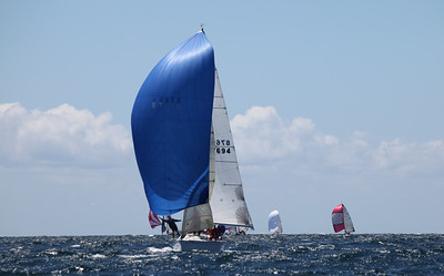 2011 Ahmanson Regatta - Sunday - Outlier  1