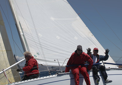 2011 Ahmanson Regatta - Sunday - Outlier  11