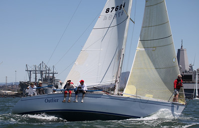 Outlier- Yachting Cup 2011  2