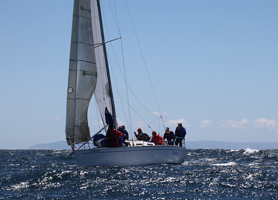 2011 Ahmanson Regatta - Sunday - Outlier  8