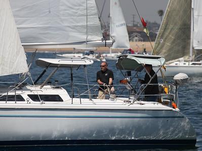 2011 Newport to Ensenada Race - Patty Jean  2