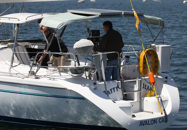 2011 Newport to Ensenada Race - Patty Jean  10