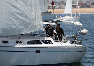 2011 Newport to Ensenada Race - Patty Jean  4