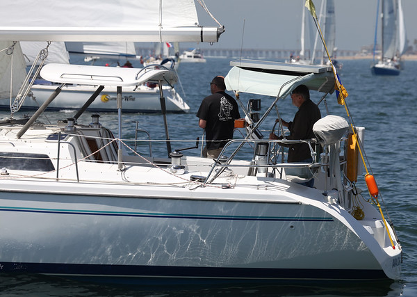 2011 Newport to Ensenada Race - Patty Jean  15