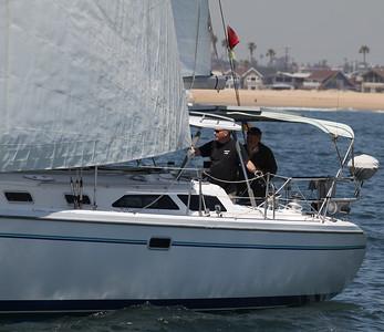 2011 Newport to Ensenada Race - Patty Jean  5