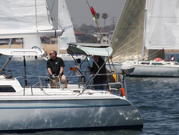 2011 Newport to Ensenada Race - Patty Jean  1