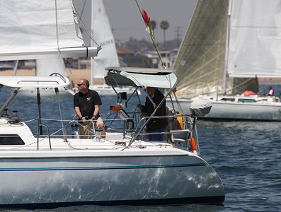 2011 Newport to Ensenada Race - Patty Jean  1