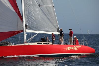 Pendragon II BYC 66 Series Race #1