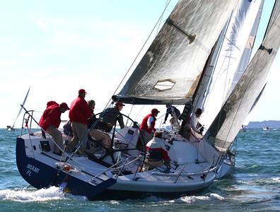 Radical Departure - NHYC to SDYC Islands Race