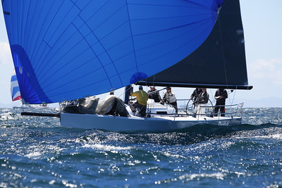 2011 Ahmanson Regatta - Sunday - Resolute  2