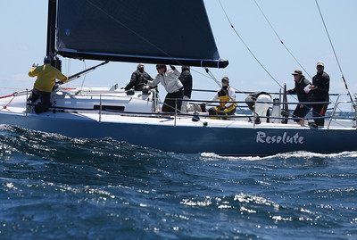 2011 Ahmanson Regatta - Sunday - Resolute  4