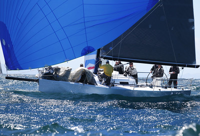 2011 Ahmanson Regatta - Sunday - Resolute  3